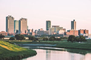 Skyline of Fort Worth - Get Your Quote