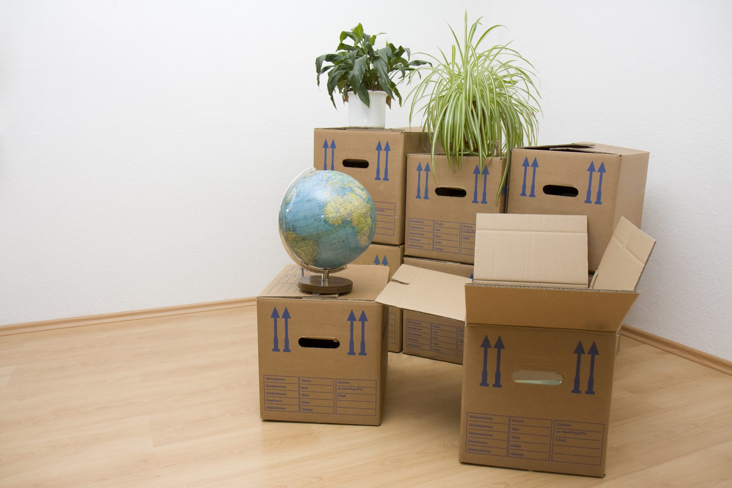 Moving Boxes - Moving Companies - Get Your Quote