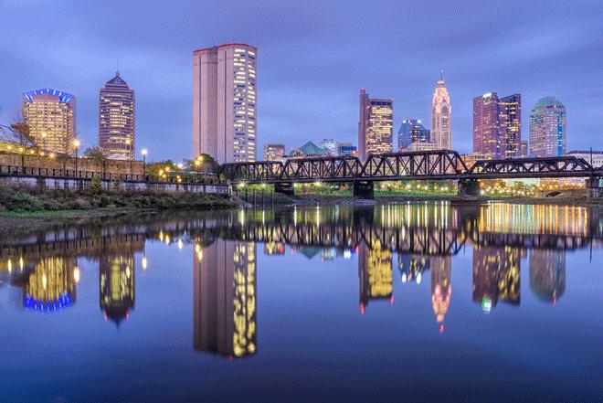 Columbus Ohio River View - Get Your Quote