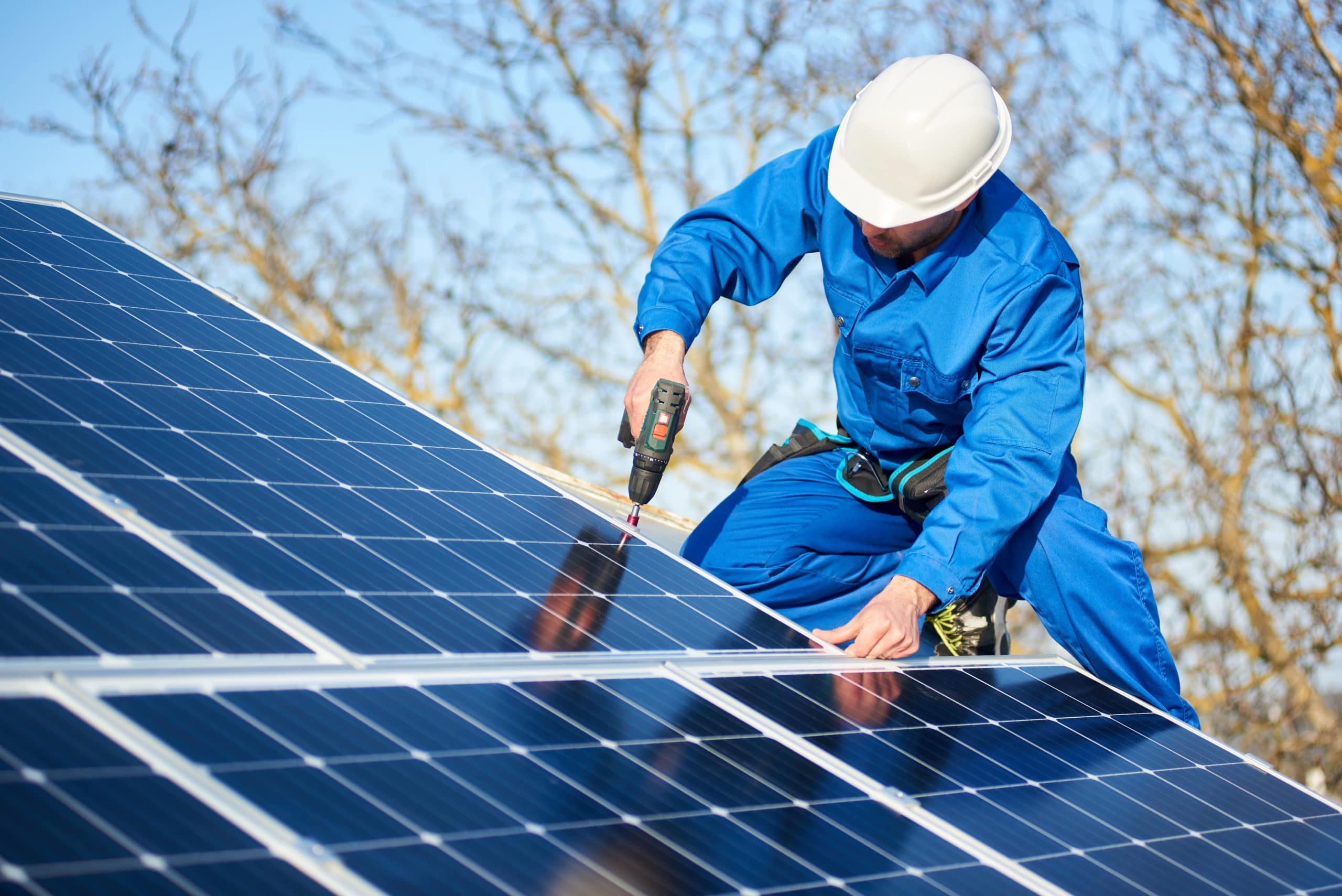 Solar Panel Installation - Get Your Quote
