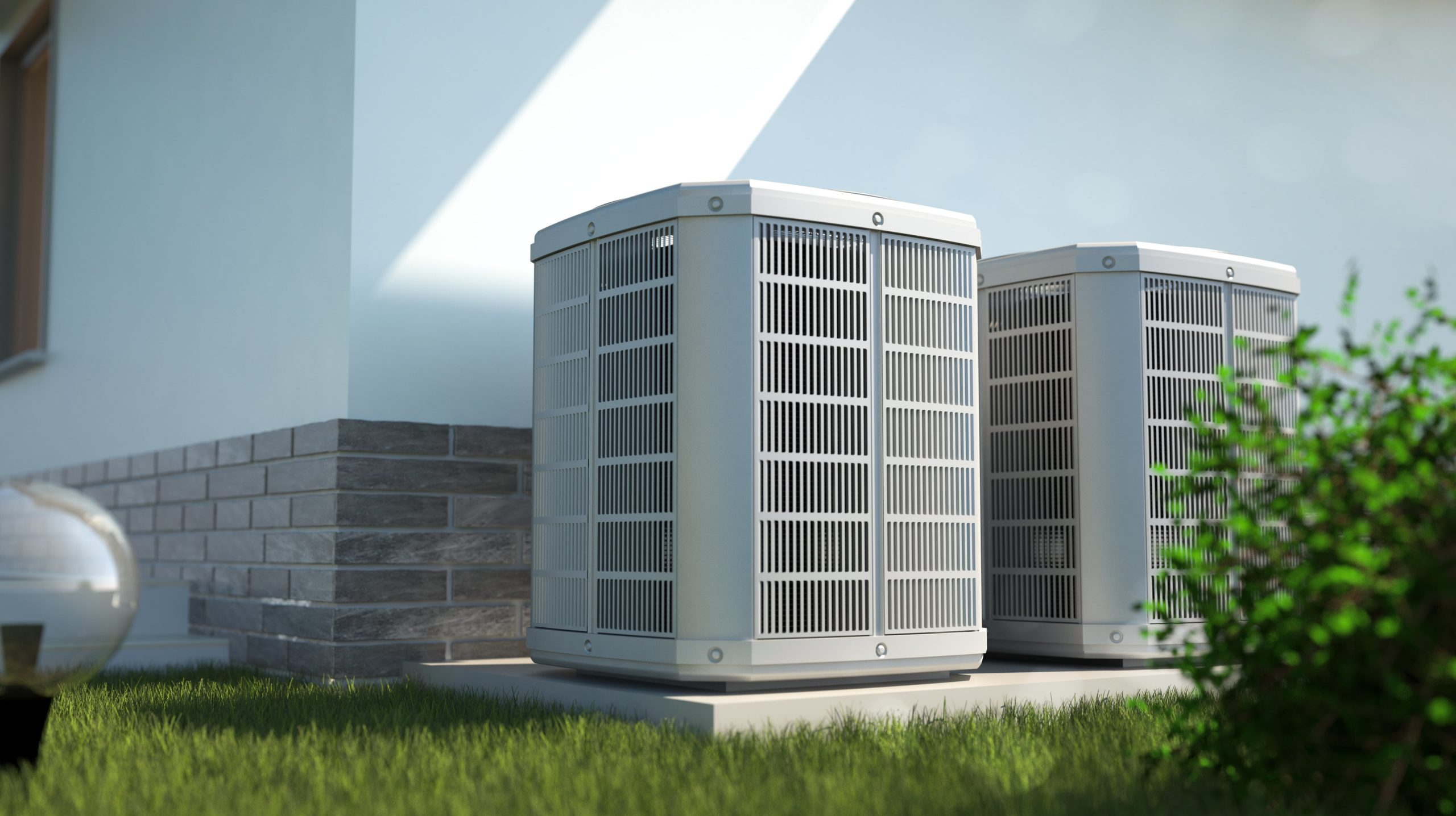 Outdoor Air Conditioning System - HVAC Companies - Get Your Quote