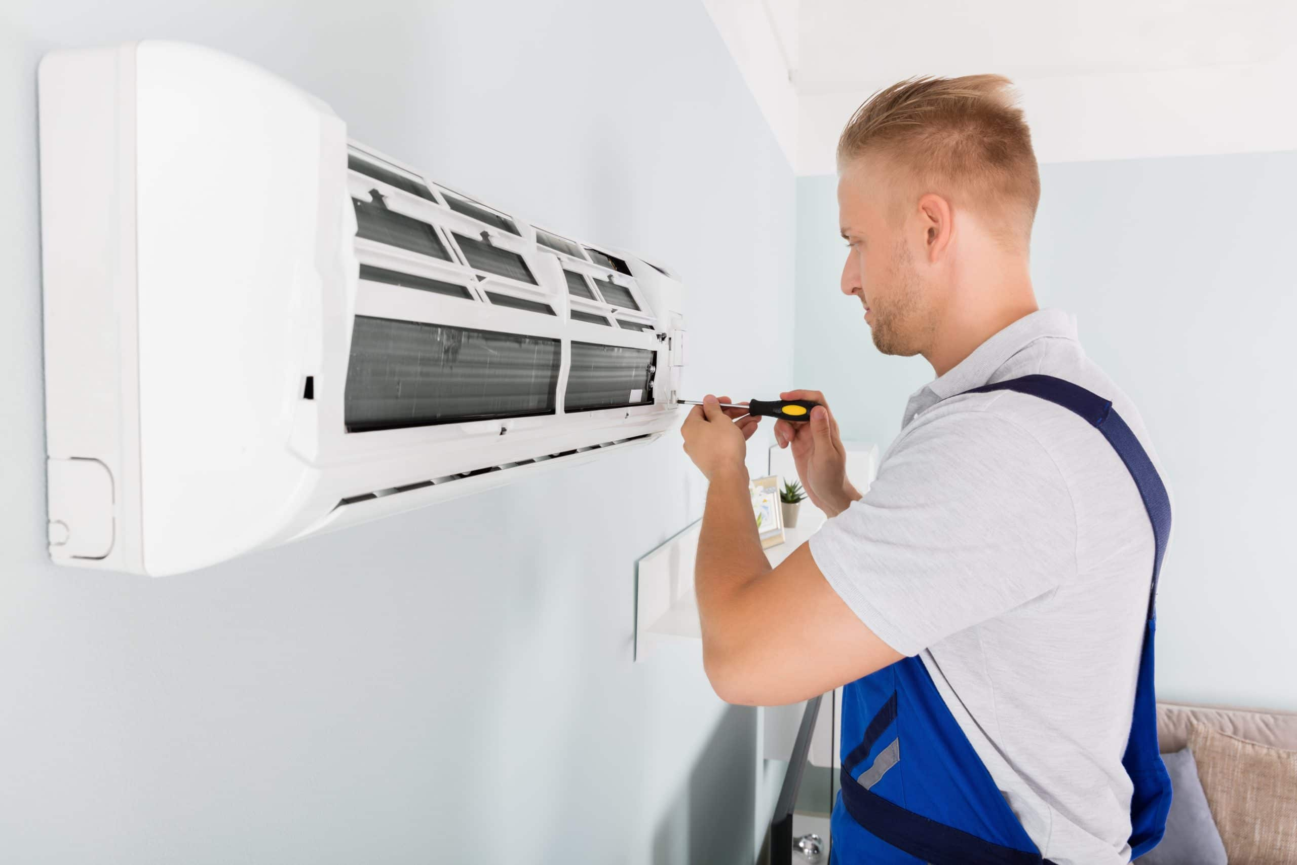 Installing an AC - HVAC Companies - Get Your Quote