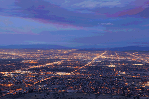 Phoenix at Night - Get Your Quote