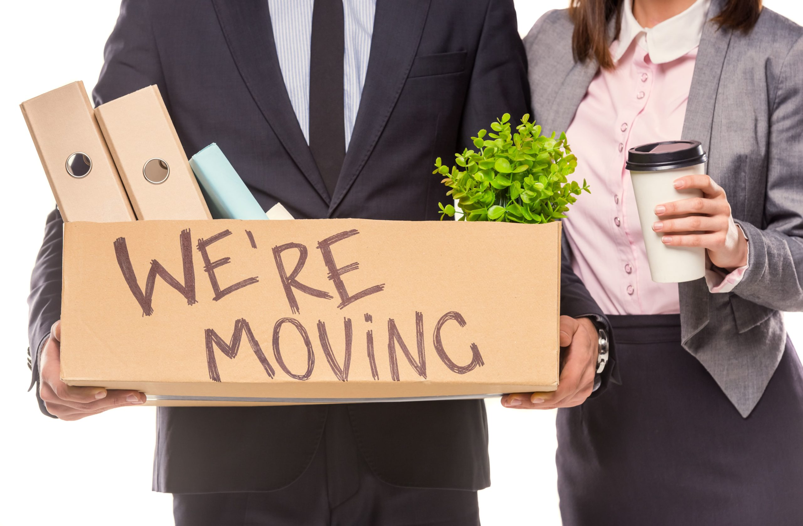We're Moving Box - Moving Companies - Get Your Quote