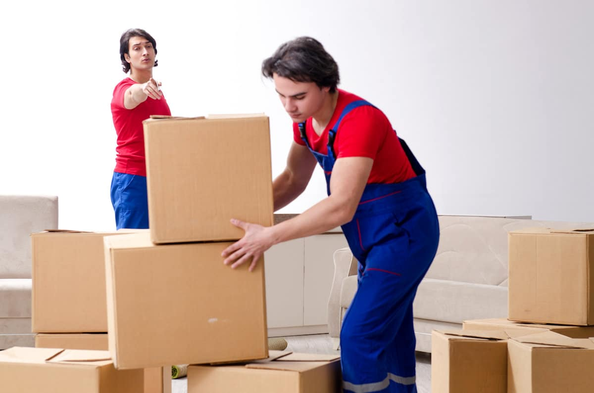 Movers Moving Boxes - Find Movers Near You - Get Your Quote
